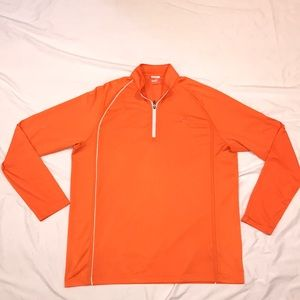 Puma DryCell 1/4 zip Rickie Fowler Golf Pullover